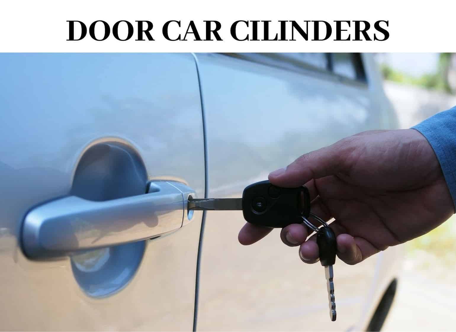 Install Door car Cylinders with Finnegan Edison Locksmith