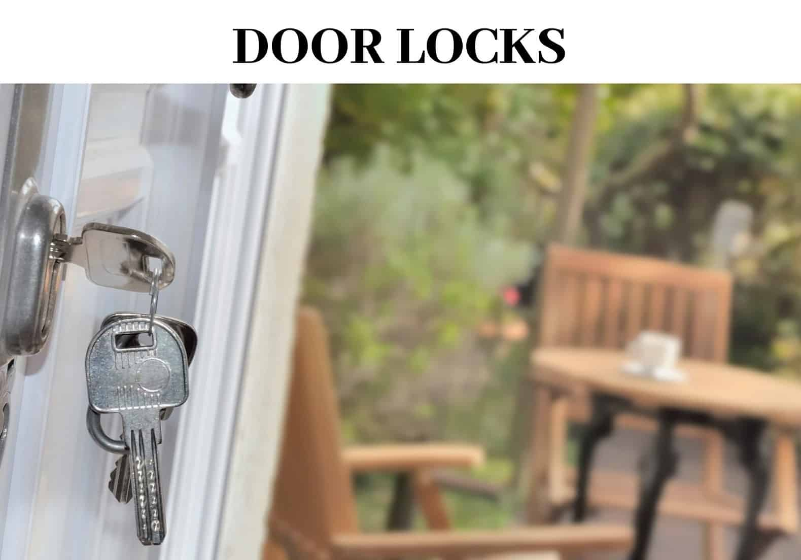 Install new lock with Finnegan Edison Locksmith